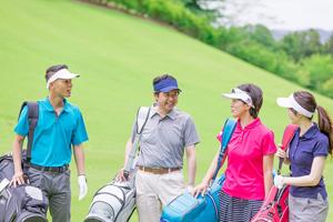ゴルフ初心者の方も助かる持ち運びグッズをご紹介します。